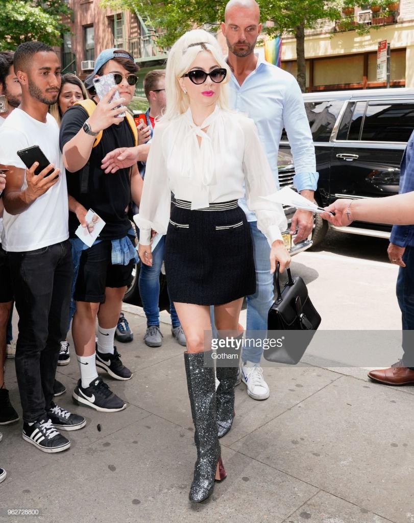 Ca sĩ Lady Gaga 7