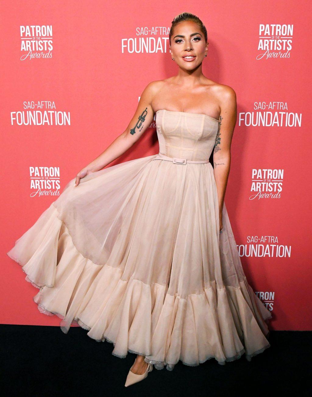 Ca sĩ Lady Gaga 4