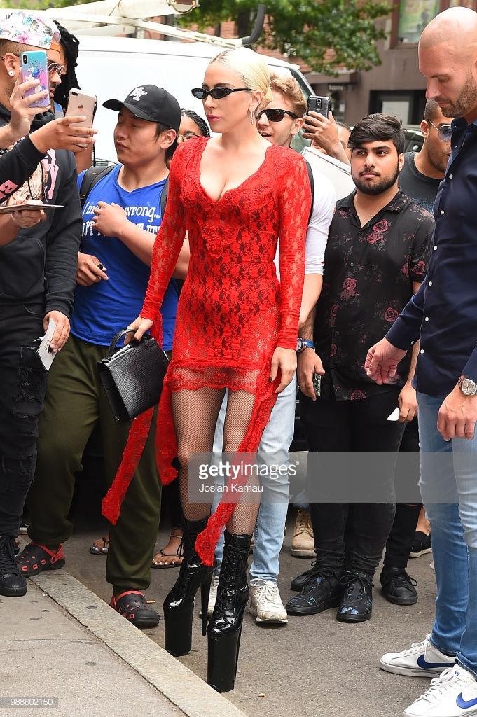 Ca sĩ Lady Gaga 9