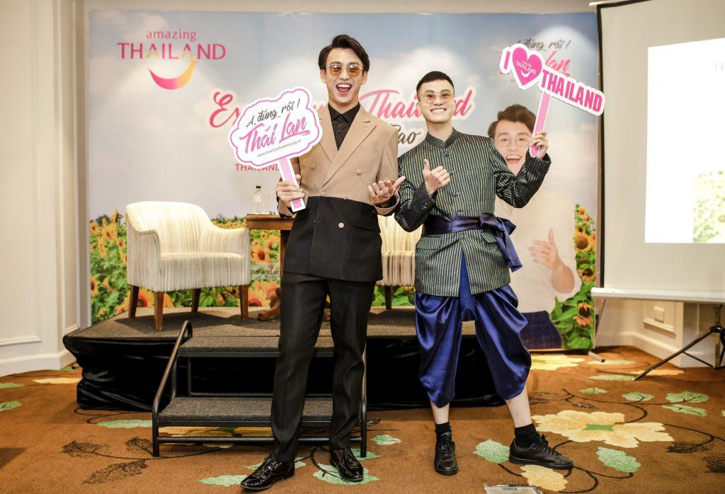 MC Quang Bảo trở thành đại sứ du lịch Thái Lan 2019 3