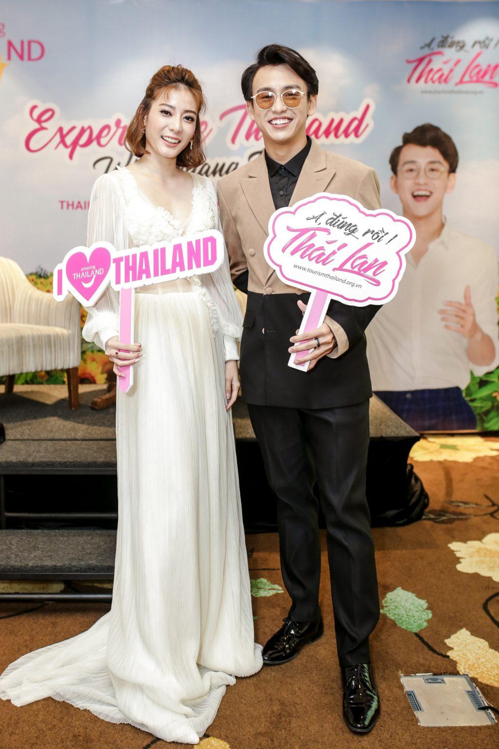 MC Quang Bảo trở thành đại sứ du lịch Thái Lan 2019 6