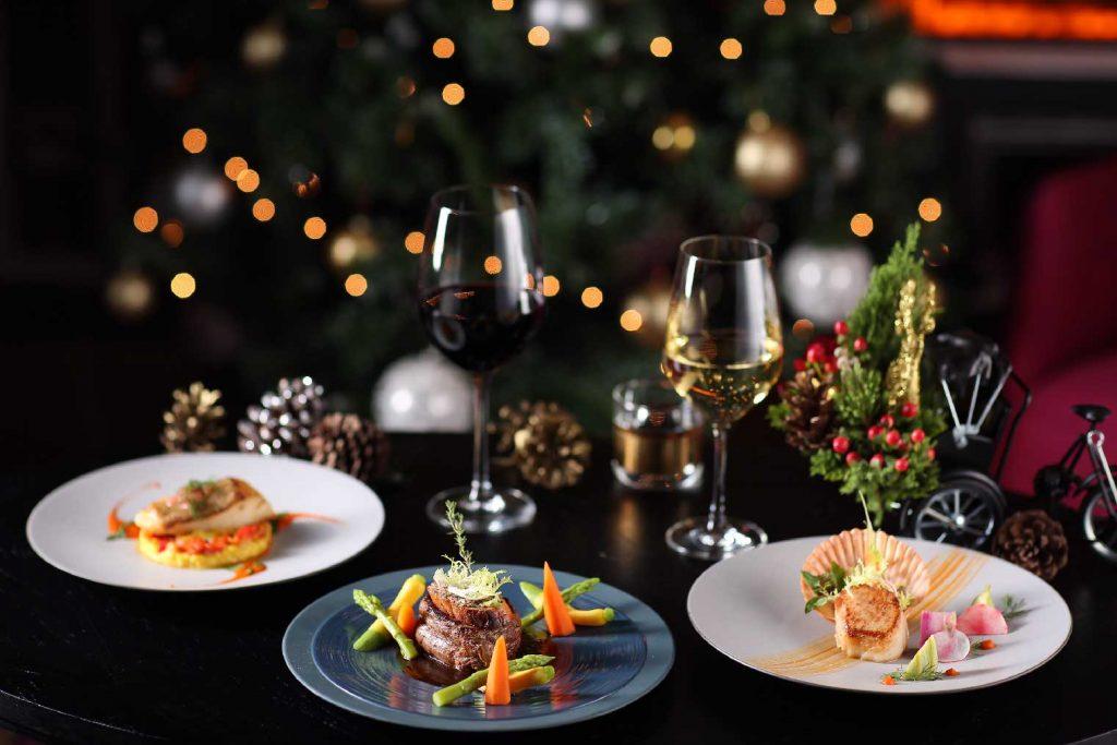 Khám phá ẩm thực thế giới cùng thực đơn mùa lễ hội tại Khách sạn Metropole 4
