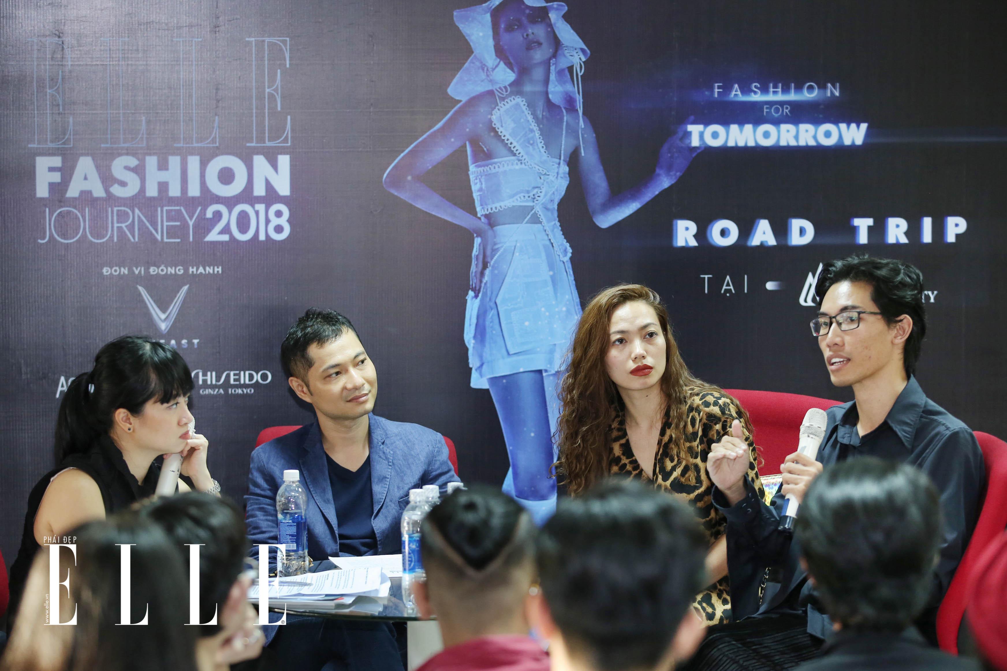 ELLE Fashion Journey 2018 3