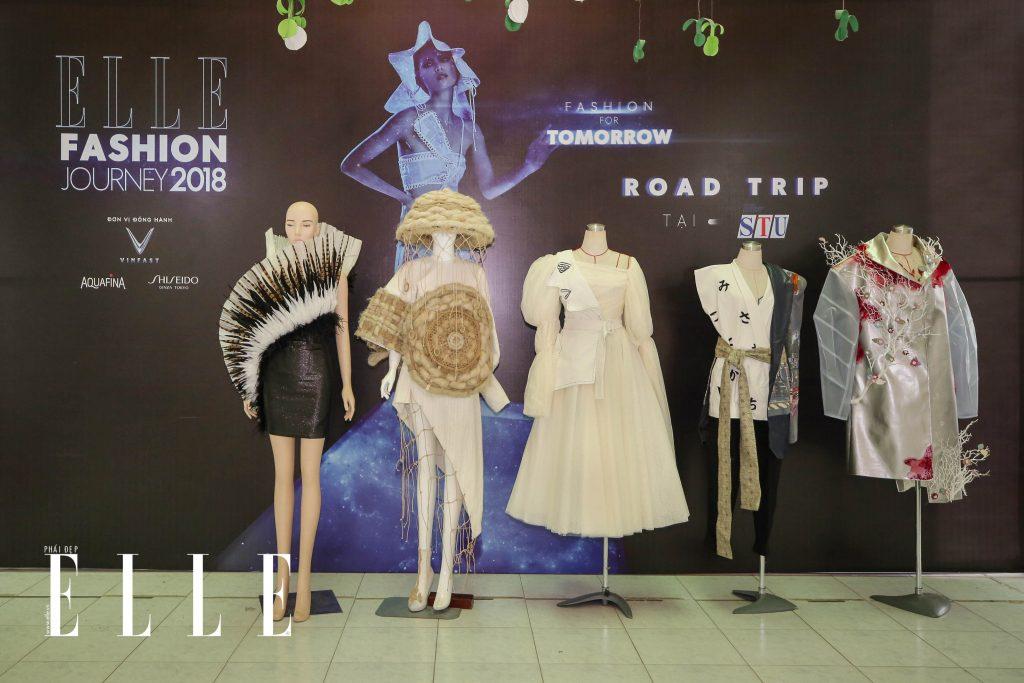 ELLE Fashion Journey 2018 1