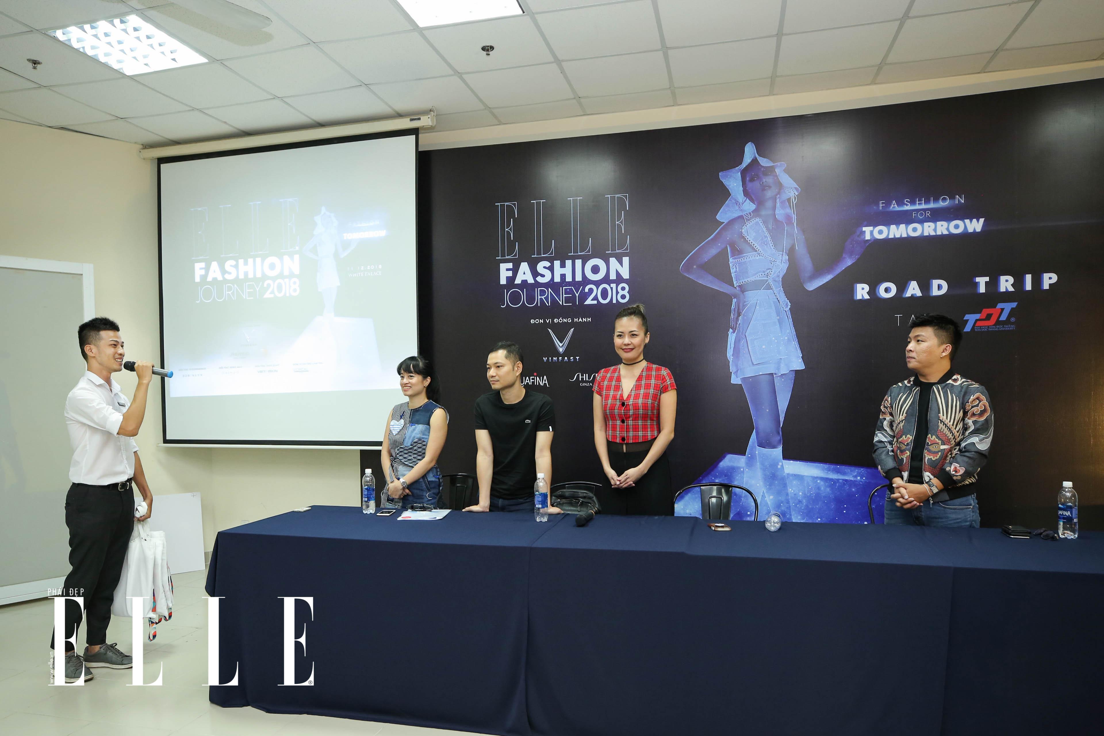 ELLE Fashion Journey 2018 12