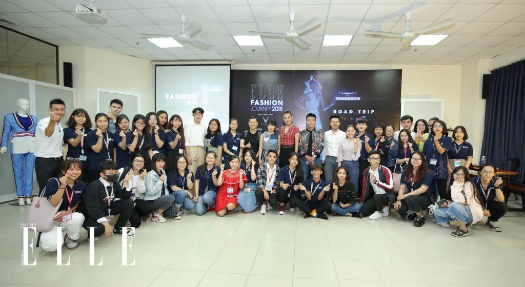 ELLE Fashion Journey 2018 2
