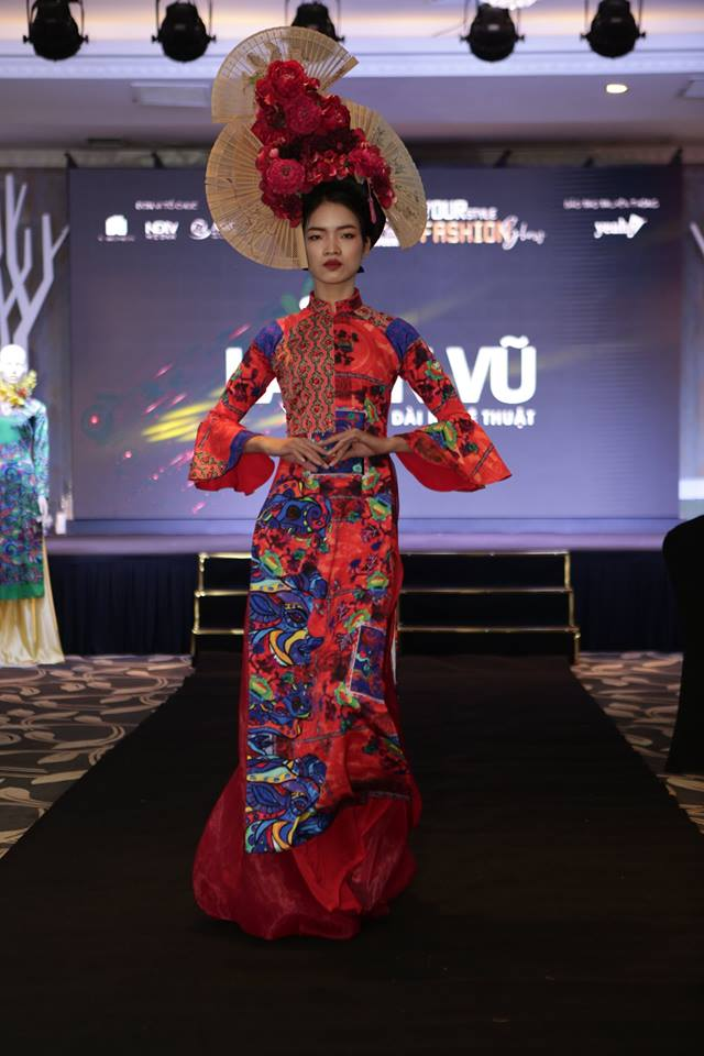 show thời trang ứng dụng Your style fashion show 5