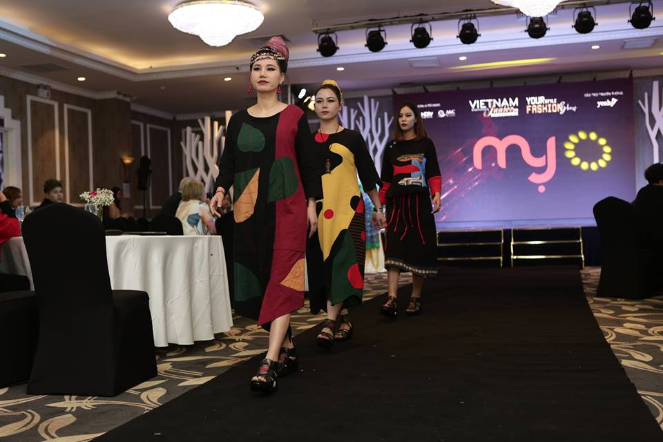 show thời trang ứng dụng Your style fashion show 6
