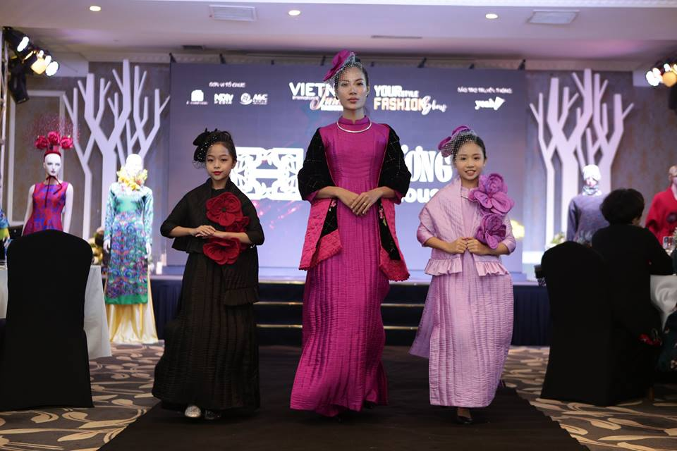 show thời trang ứng dụng Your style fashion show 7