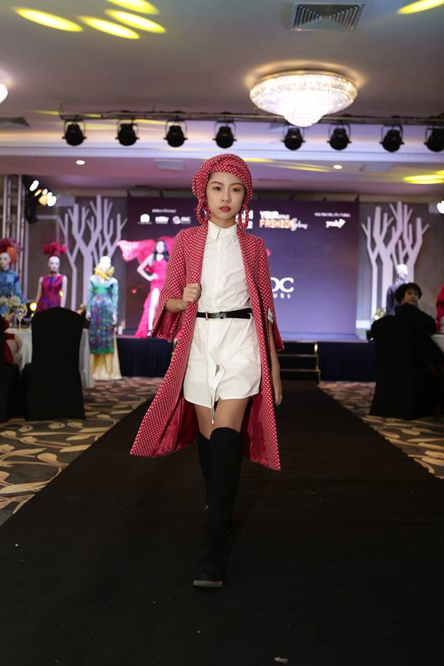 show thời trang ứng dụng Your style fashion show 8