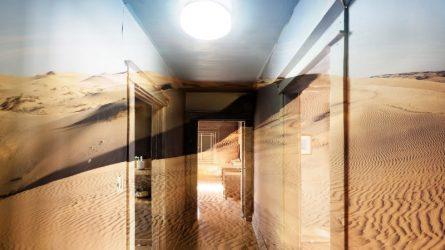 Đánh lừa thị giác với những bức ảnh không gian 3D của Chris Engman