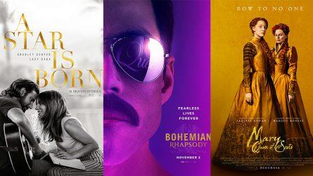 Xem lại 14 phim điện ảnh Âu Mỹ hấp dẫn nhất trong năm 2018