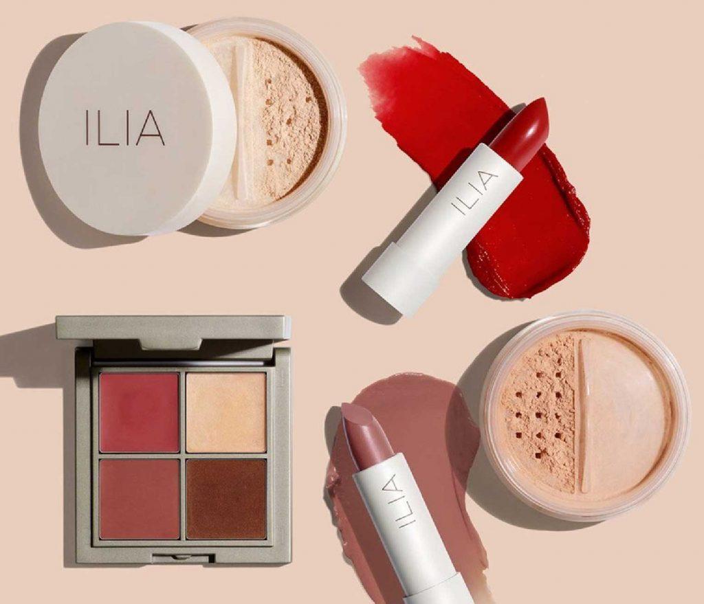 thương hiệu mỹ phẩm ilia