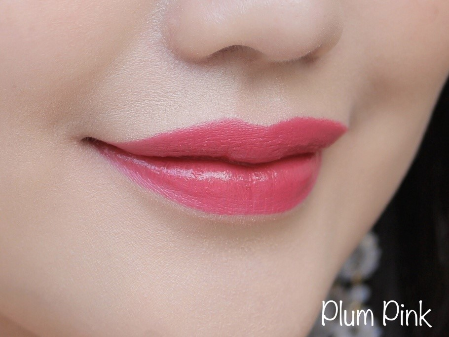6 sắc son collagen Lip On Lip Charm Galaxy Edition 11