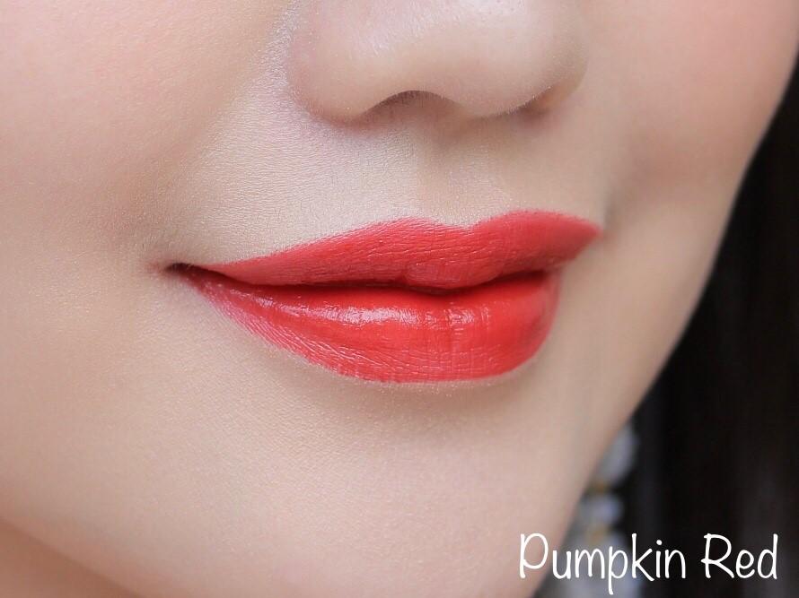 6 sắc son collagen Lip On Lip Charm Galaxy Edition 7