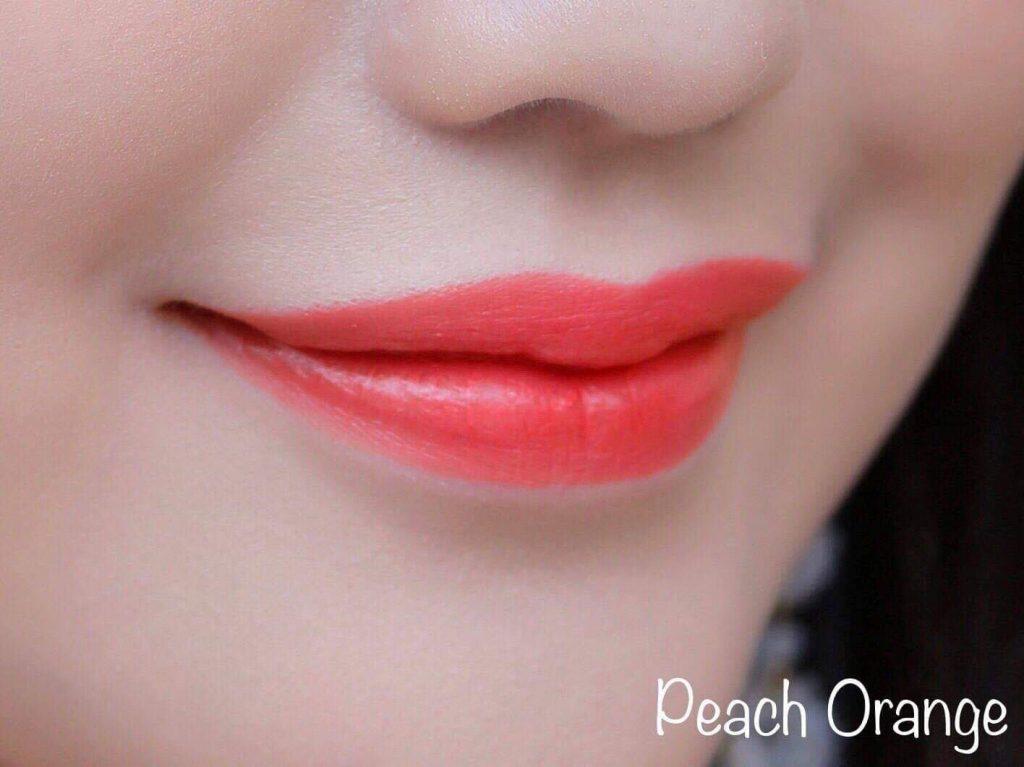 6 sắc son collagen Lip On Lip Charm Galaxy Edition 8