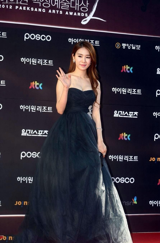 phong cách thời trang Yoo In Na 5