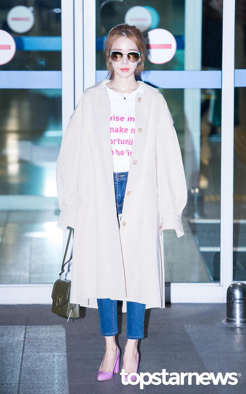 phong cách thời trang Yoo In Na 8