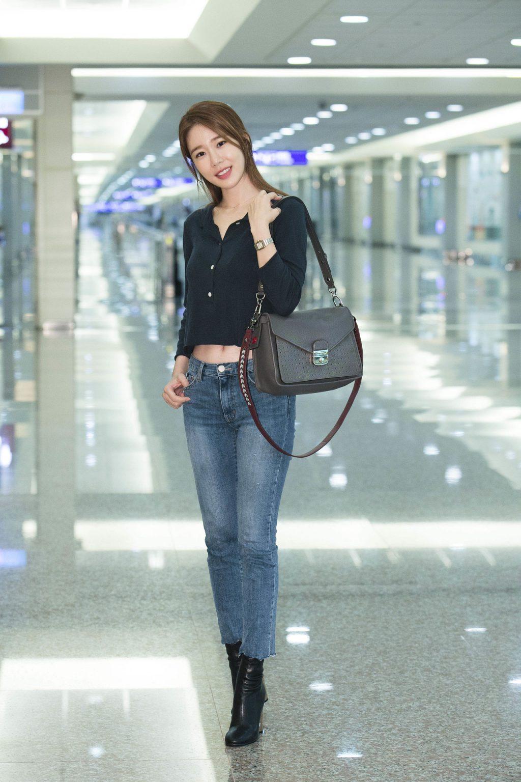phong cách thời trang Yoo In Na 1