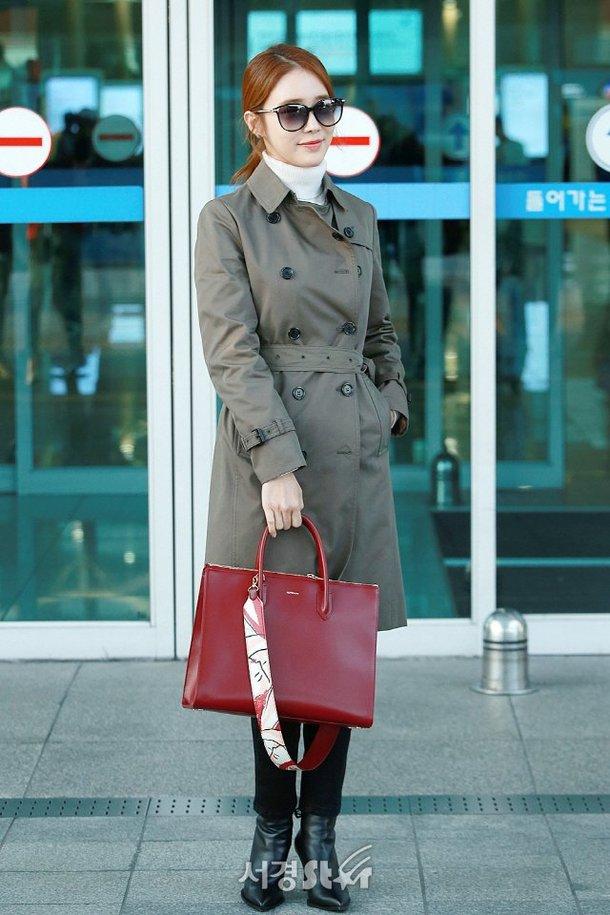 phong cách thời trang Yoo In Na 11