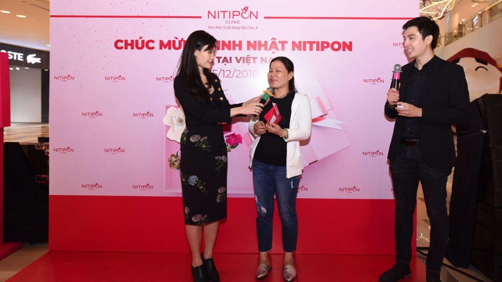 Nitipon Clinic chào đón sinh nhật lần thứ 2 8