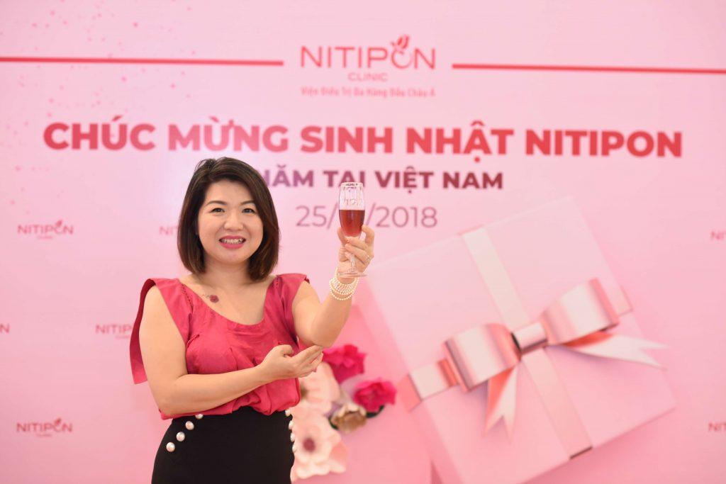 Nitipon Clinic chào đón sinh nhật lần thứ 2 9