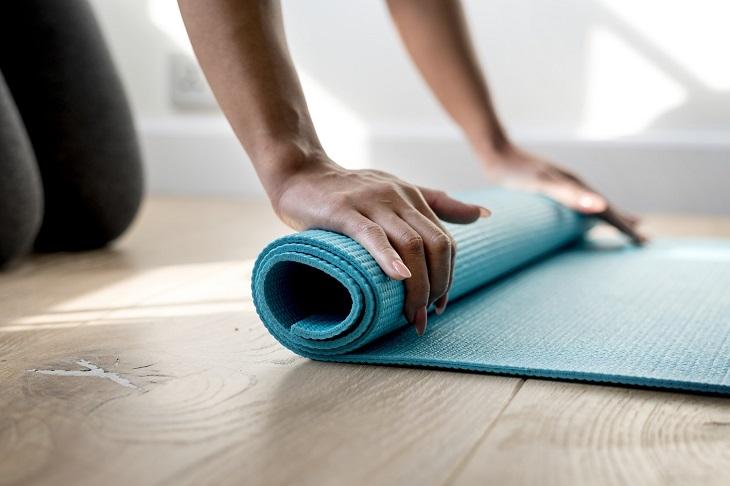 tập yoga 05