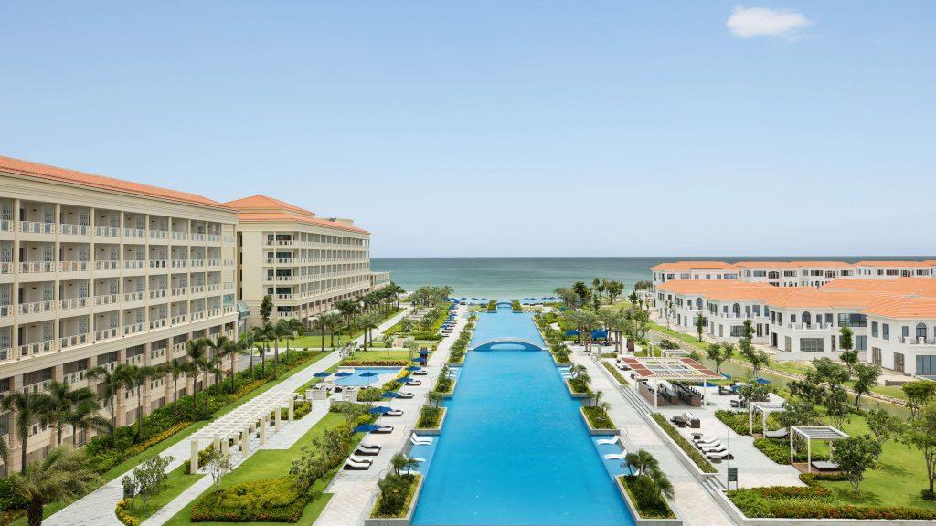 Sheraton Grand Danang Resort kì nghỉ