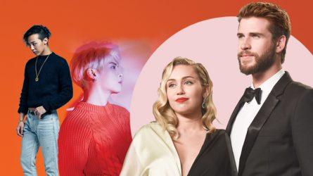 """[Điểm tin sao quốc tế] """"Ông mối"""" Nicholas Sparks gửi lời chúc mừng Miley Cyrus và Liam Hemsworth"""