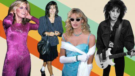 Thời trang thập niên 80: Những khoảnh khắc khó quên của làng mốt thế giới