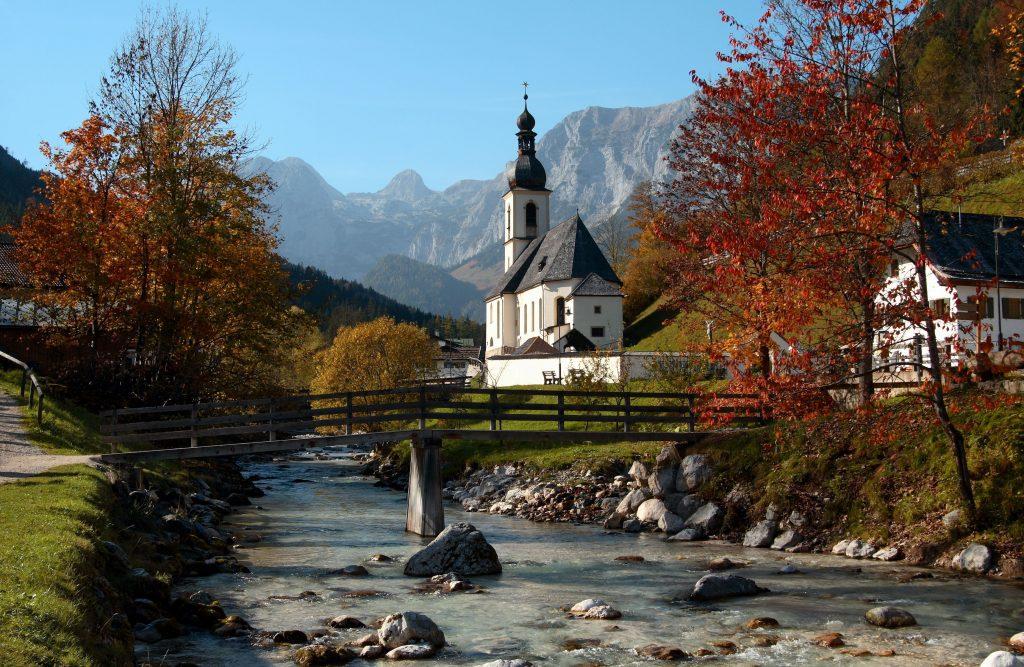 Ngôi làng đẹp như truyện cổ tích 2