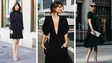 Đi tìm chiếc đầm đen dự tiệc