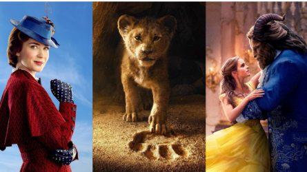 12 bộ phim chuyển thể (live-action) nổi tiếng nhất của Disney