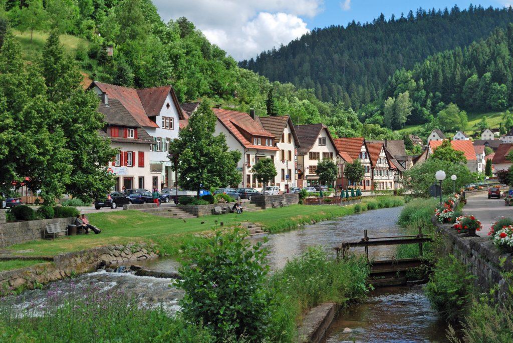 Ngôi làng đẹp như truyện cổ tích 6