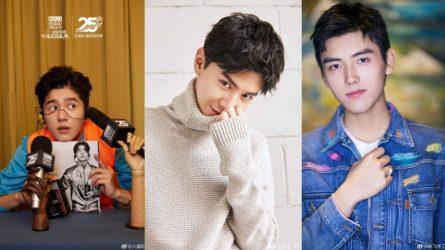 Điểm danh 5 nam diễn viên Hoa ngữ có sự nghiệp nổi bật trong năm 2018