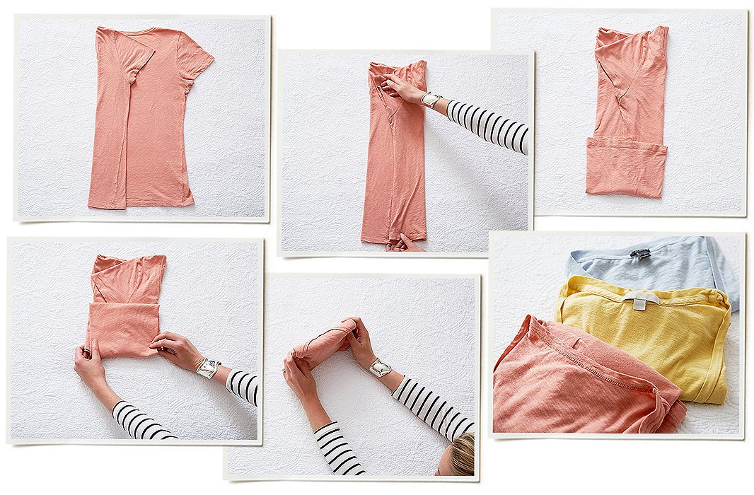 sắp xếp tủ quần áo marie kondo 4