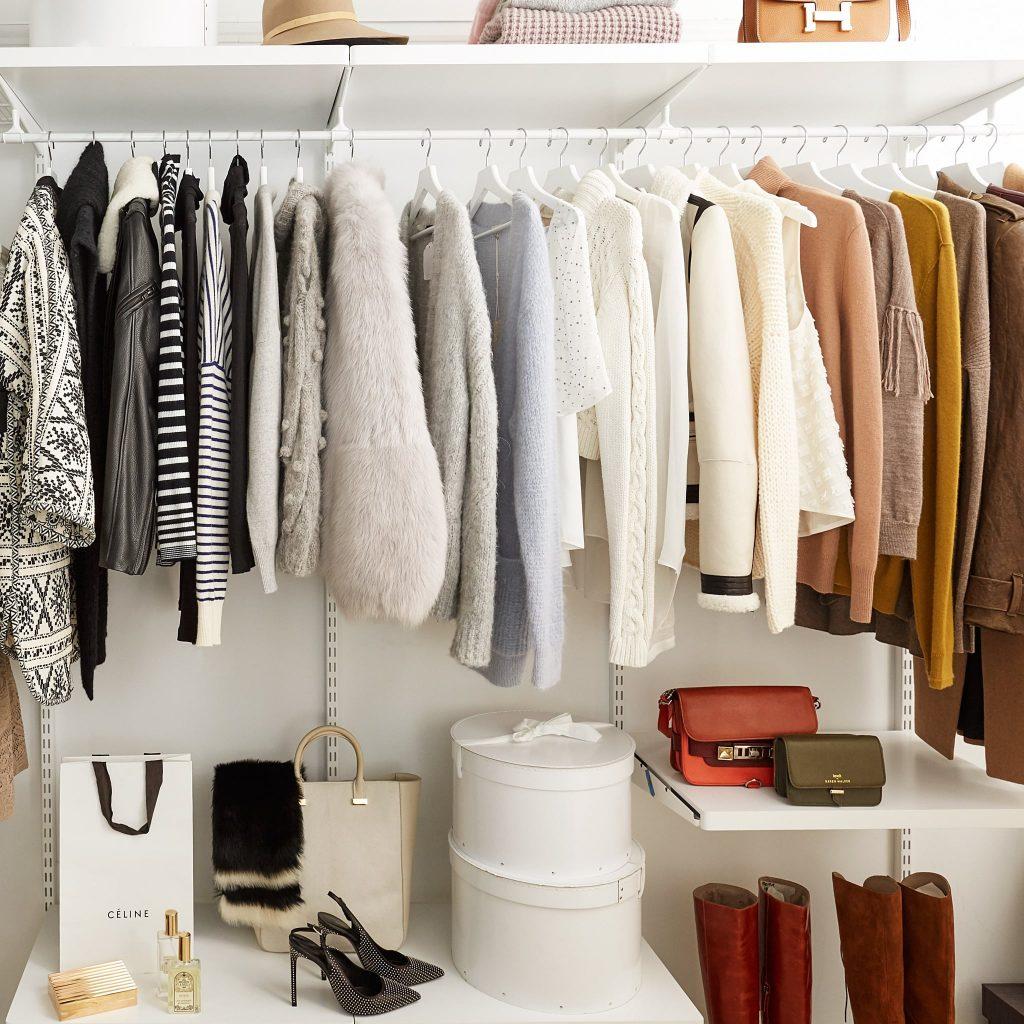 sắp xếp tủ quần áo marie kondo 111