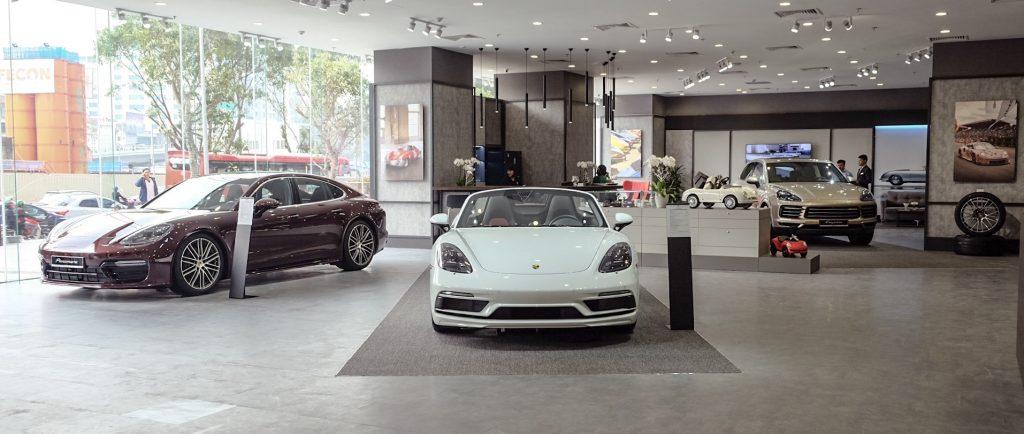Porsche Việt Nam giới thiệu điểm đến mới dành cho người hâm mộ xe thể thao 2