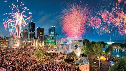 Lễ hội năm mới vòng quanh thế giới