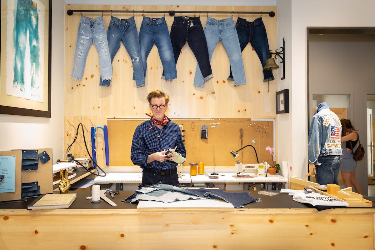 lựa chọn quần jeans hoàn hảo có thương hiệu