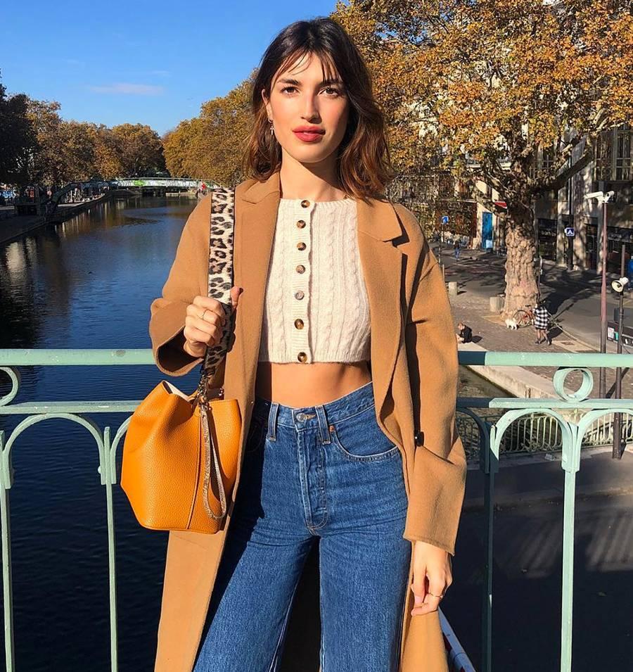 phong cách thời trang Pháp 2