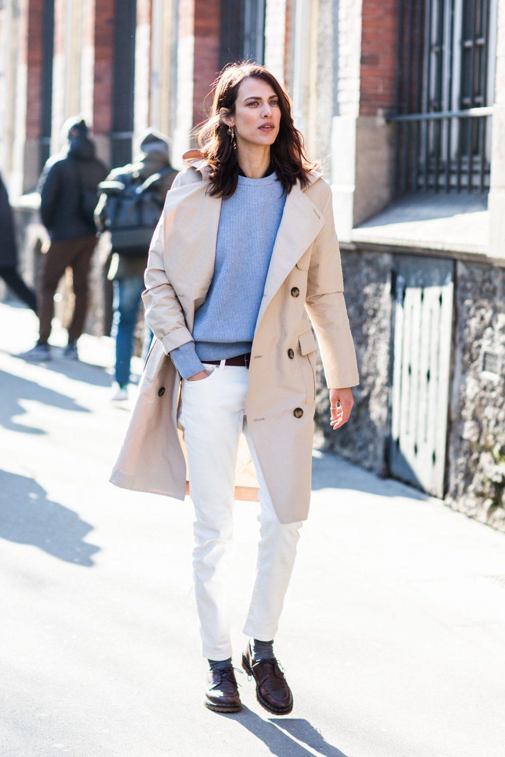 phong cách thời trang Pháp 11