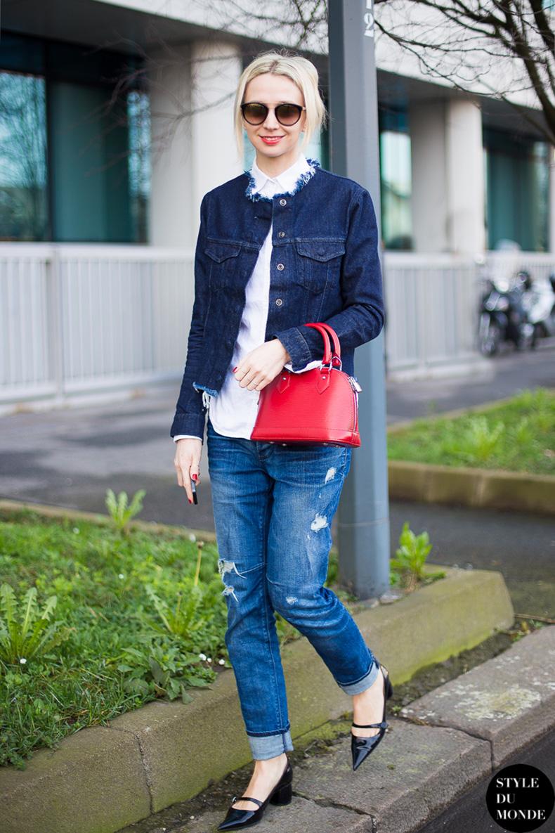 phong cách thời trang Pháp 13