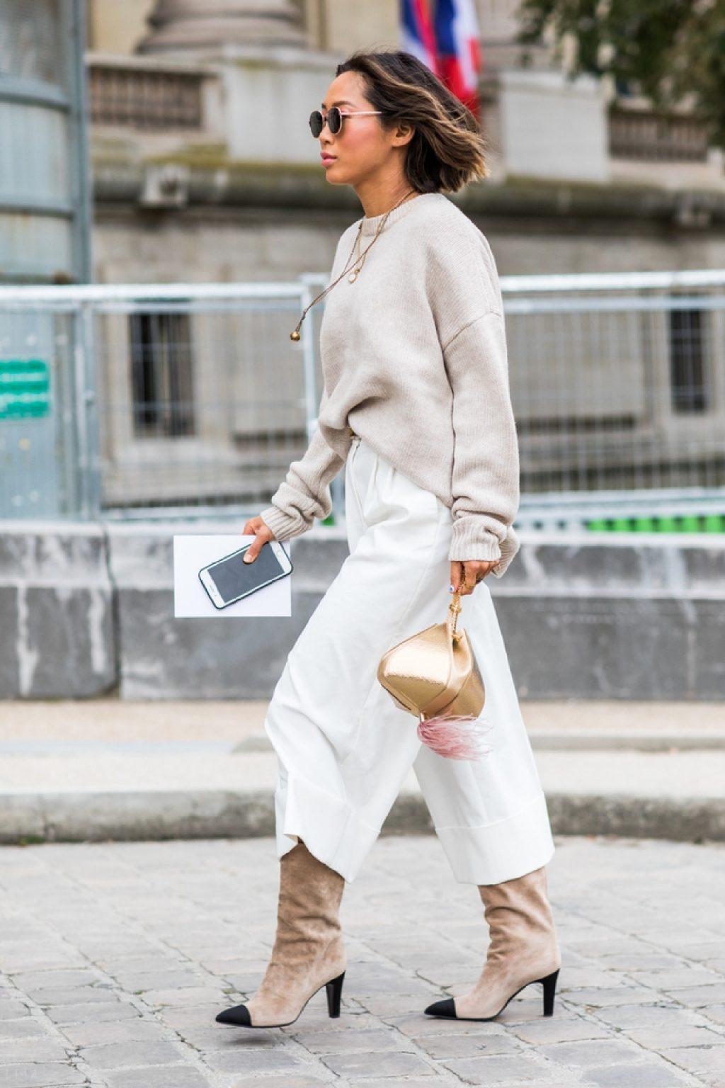 phong cách thời trang Pháp 6