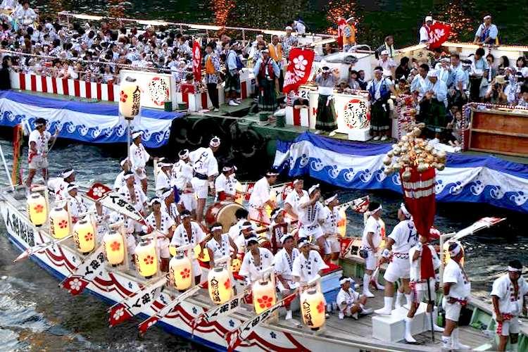 ELLE Việt Nam lễ hội Nhật Bản