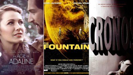 11 phim điện ảnh hấp dẫn về đề tài bất tử