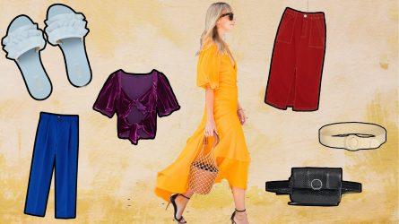 Thời trang cung hoàng đạo tháng 1: Gam màu nào là