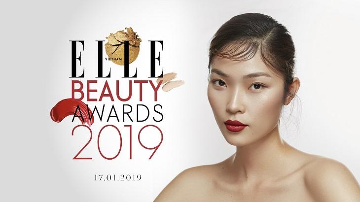 ELLE Beauty Awards 2019 01