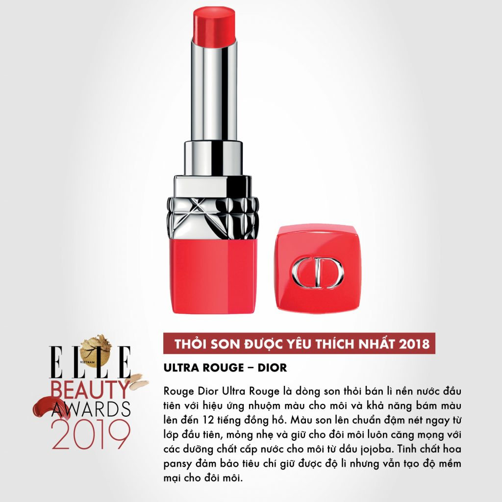 ELLE Beauty Awards 2019