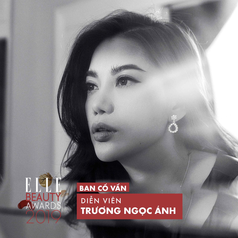 TruongNgocAnh ELLE Beauty Awards 2019